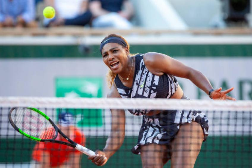 Serena Williams was not prepared to win French Open, says ...