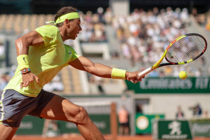 Rafael Nadal urges French Open to fix camera position