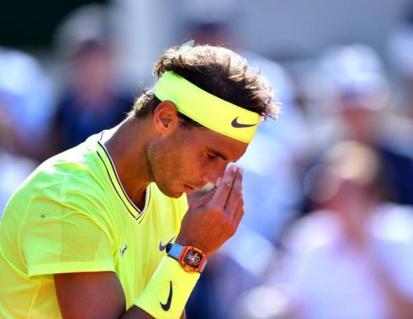 Nadal reaches French semis for record 12th time