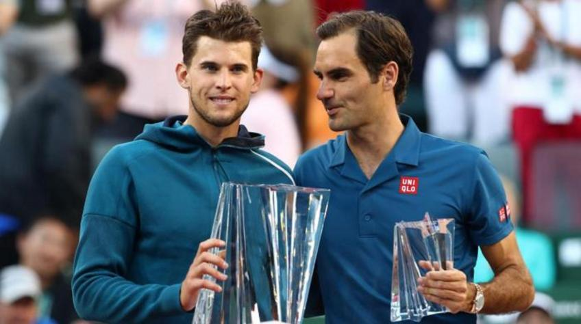 Dominic Thiem: 'Federer or Nadal would never do what Serena Williams did'