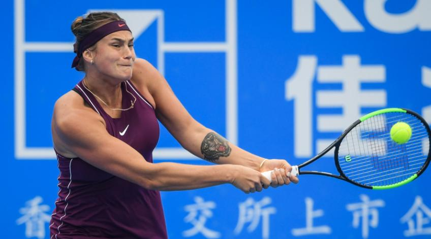 Aryna Sabalenka: A few dows after the sparks, but she will improve a lot
