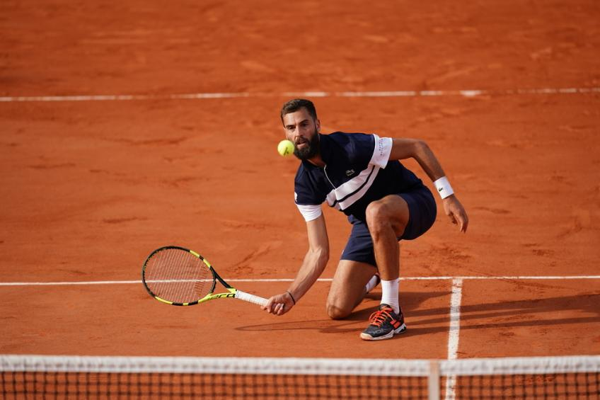 Darren Cahill: Benoit Paire is a joy to watch on clay