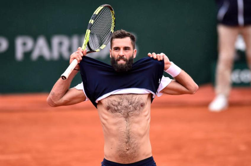 Benoit Paire:'Playing French Open quarter-finals against Nadal was my goal'