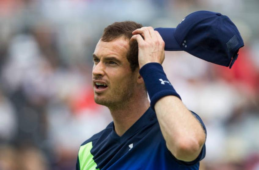 Andy Murray: 'I am not ready to play singles again yet'