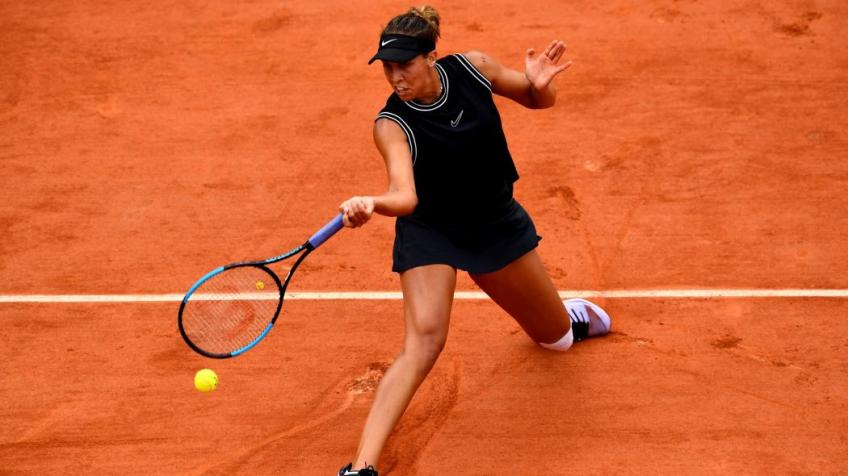 Ash Barty defeats Madison Keys in French Open quarter final