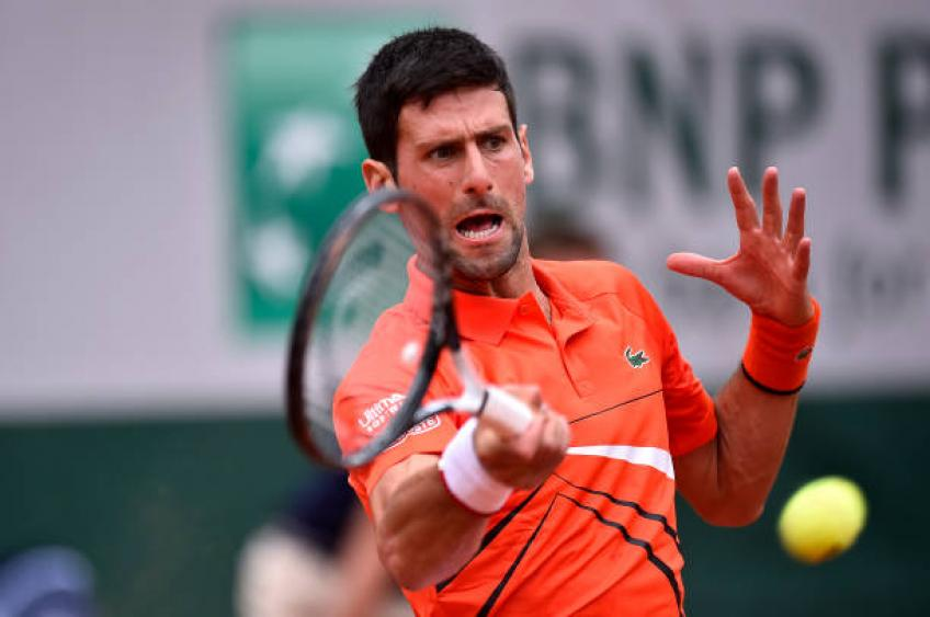 Novak Djokovic has a good shot at achieving Calendar Grand Slam - McEnroe