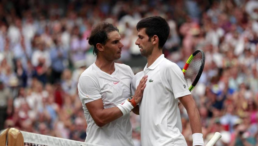 Novak Djokovic may be even more confident than Roger Federer, says Wilander