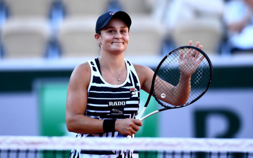 Arantxa Sanchez Vicario: Ashleigh Barty is a big contender