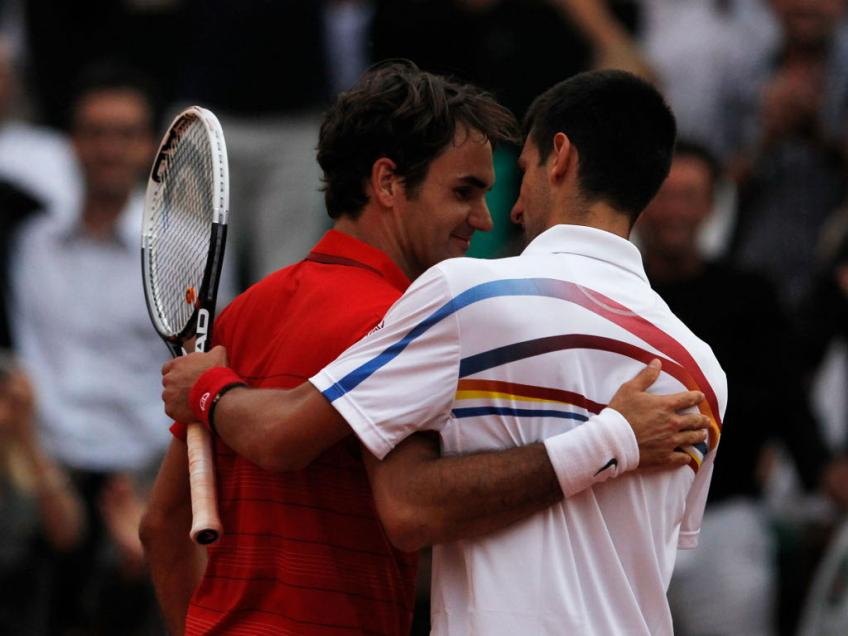 'My chair vibrated' - Umpire recalls Roger Federer's 2011 win over Djokovic