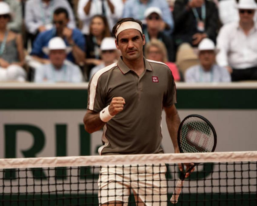 Roger Federer never failed on grass. He has perfect balance - Mouratoglou