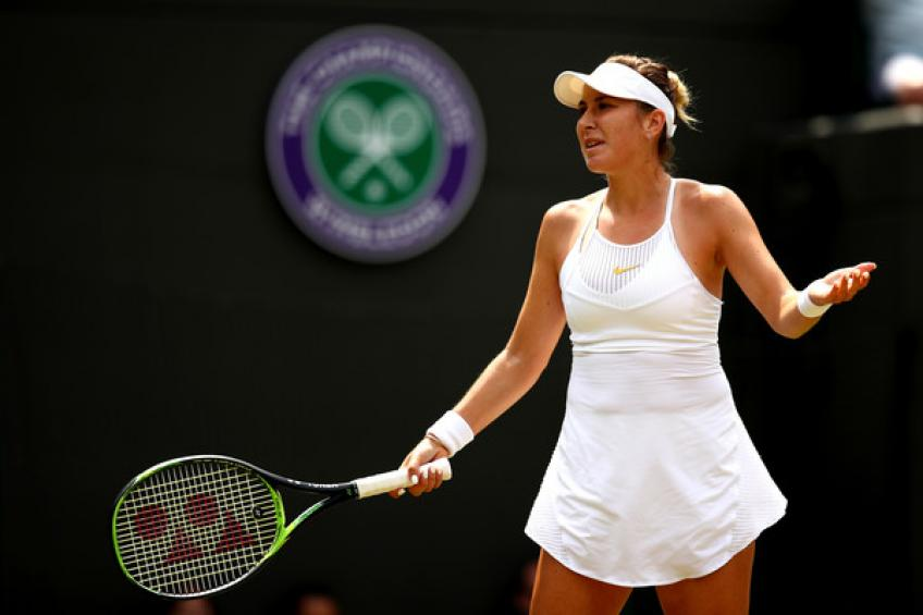 Belinda Bencic withdraws from Libema Open to delay start of grass season