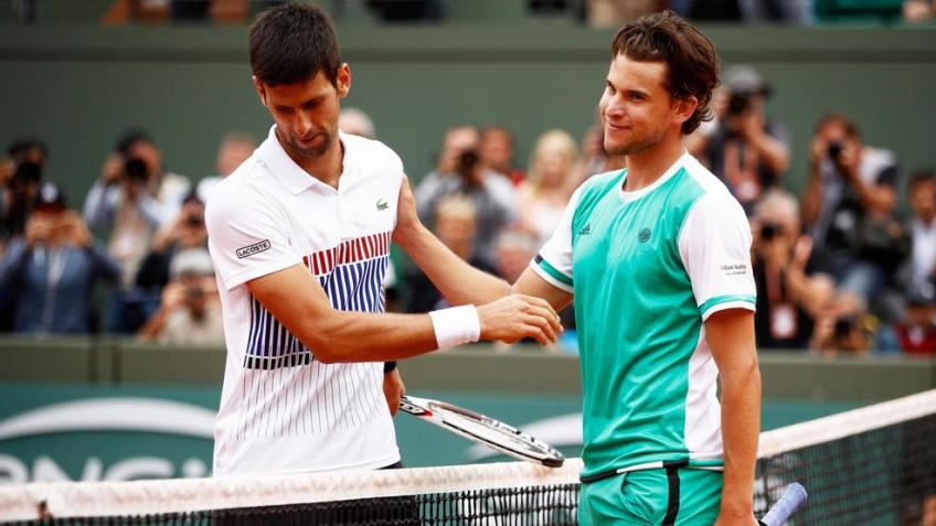 Thiem: We have to beat two among Nadal, Federer, Djokovic to win a Major