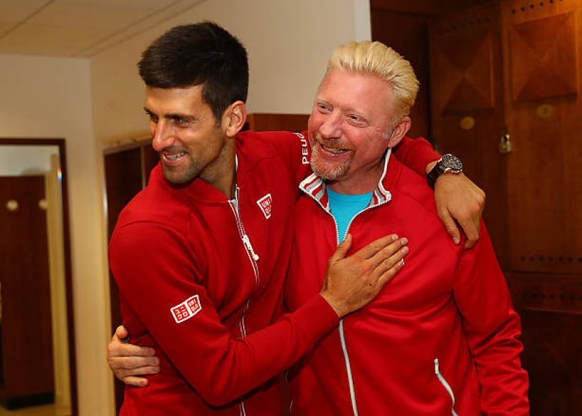 Boris Becker: If you don't achieve Career Slam, something is missing