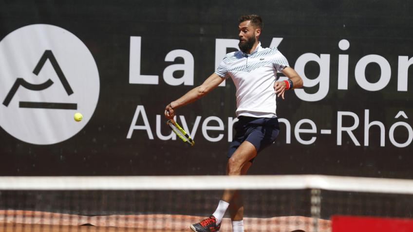 ATP Lyon champion Benoit Paire pulls out of upcoming Lyon Challenger