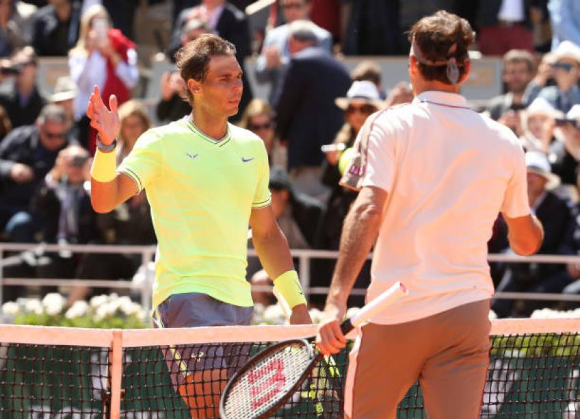 Roger Federer: There is nobody who plays like Rafael Nadal