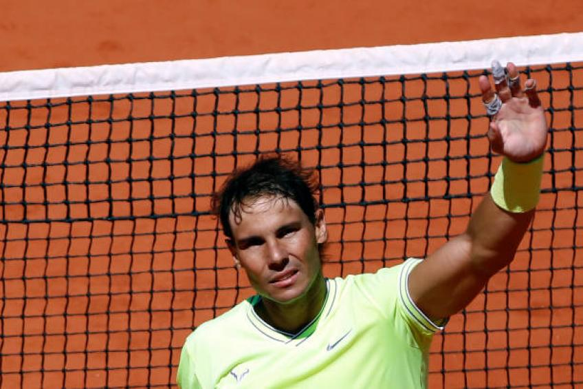 'Incredible' dream: Rafael Nadal faces Dominic Thiem for 12th French Open title