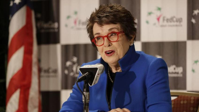 Billie Jean King Named Global Ambassador for Fed Cup