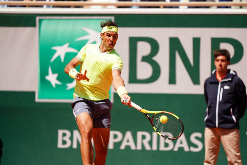 We all knew in 2004 that Rafael Nadal would dominate - Coria
