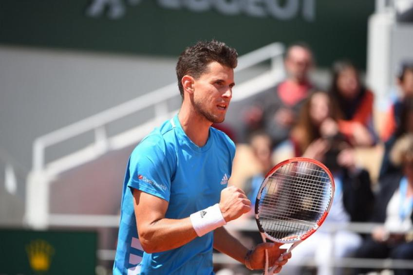 Dominic Thiem: 'Nadal is the favorite but I will give 100% on the court'