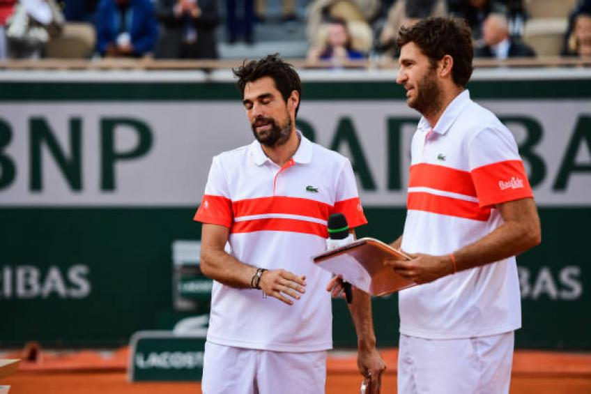 Jeremy Chardy jokes: 'Fabrice Martin loves me more than my wife does'
