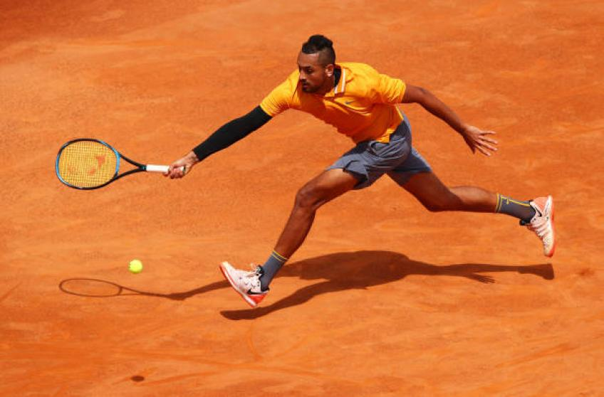 Nick Kyrgios is the craziest guy I ever saw, says McEnroe