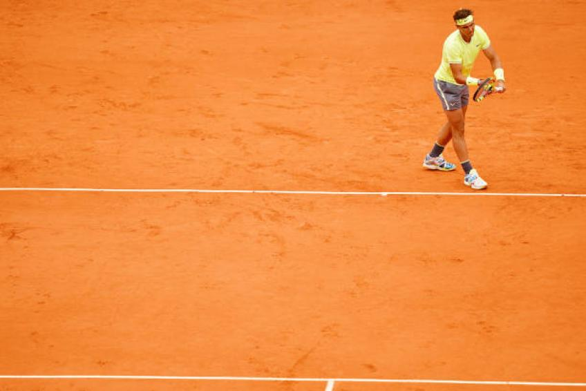 Rafael Nadal being healthy again was just matter of time - Blake