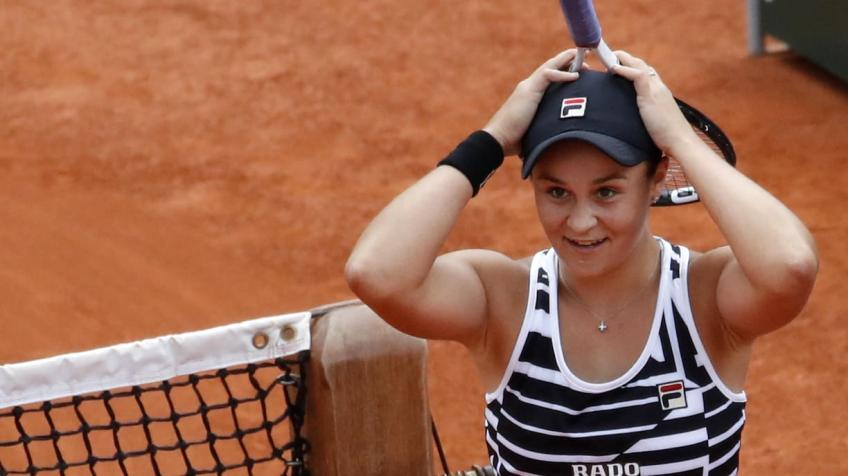 The Sweet Success of Ashleigh Barty at Roland Garros