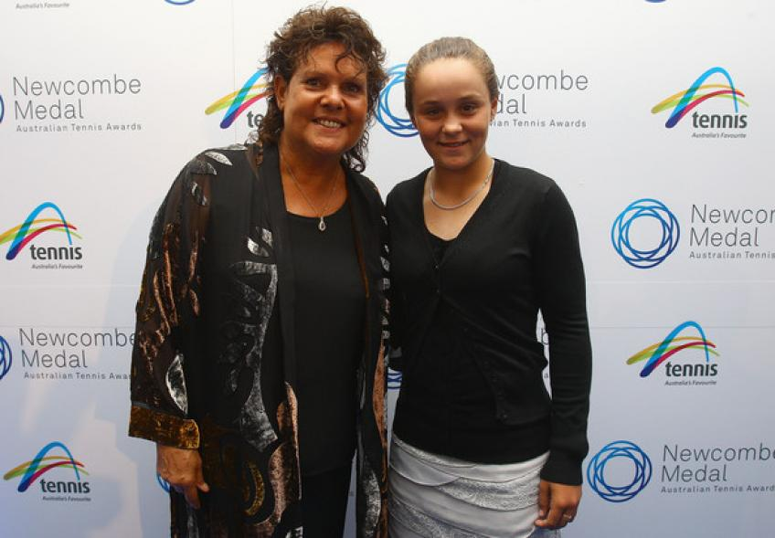 Evonne Goolagong Cawley Says Joy to Watch Ash Barty win French Open