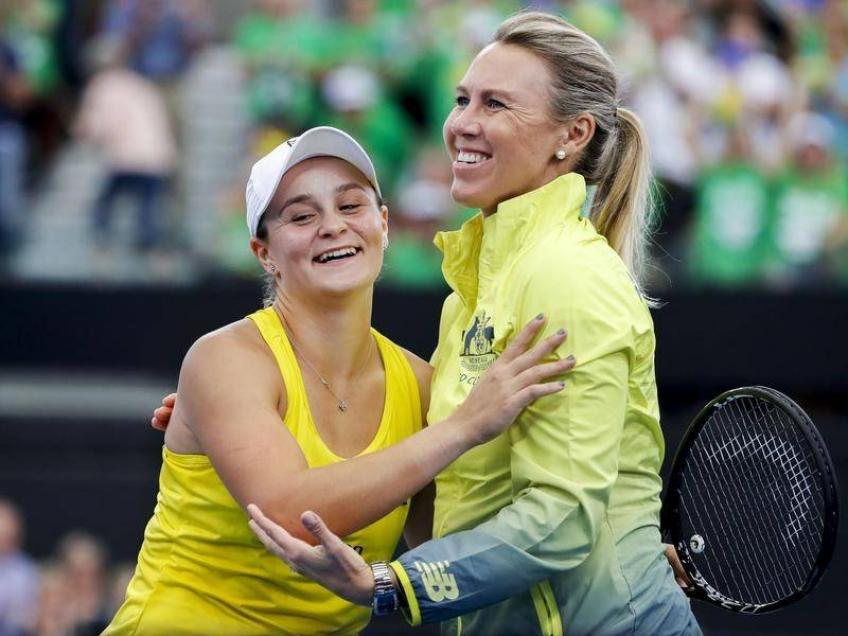 Alicia Molik: Ashleigh Barty Will Have Huge Influence on Next Generation
