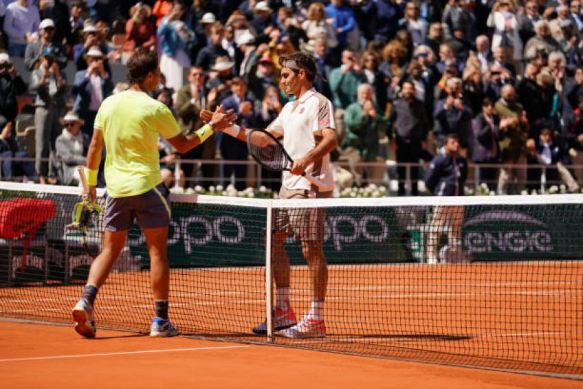 After Federer-Nadal, watching another match is difficult -Giudicelli