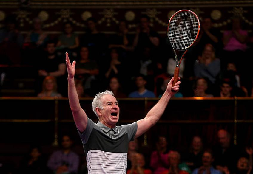 Wimbledon and US Open are the best Grand Slams, says John McEnroe