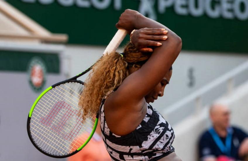 Serena Williams needs to play matches, she needs to volley - Rod Laver