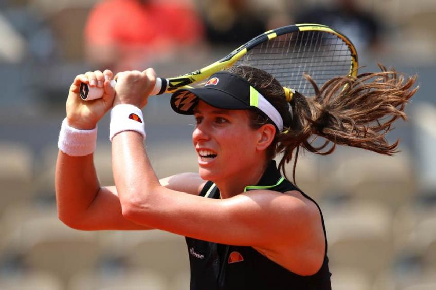 Jo Konta: There is no reason I cannot win a major