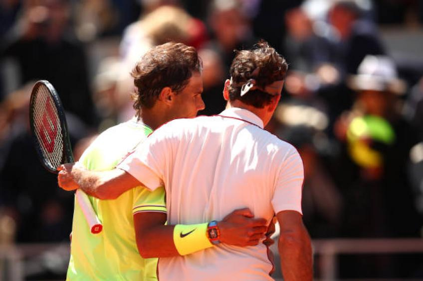 Nadal's win over Roger Federer was the key at the French Open - Bollettieri