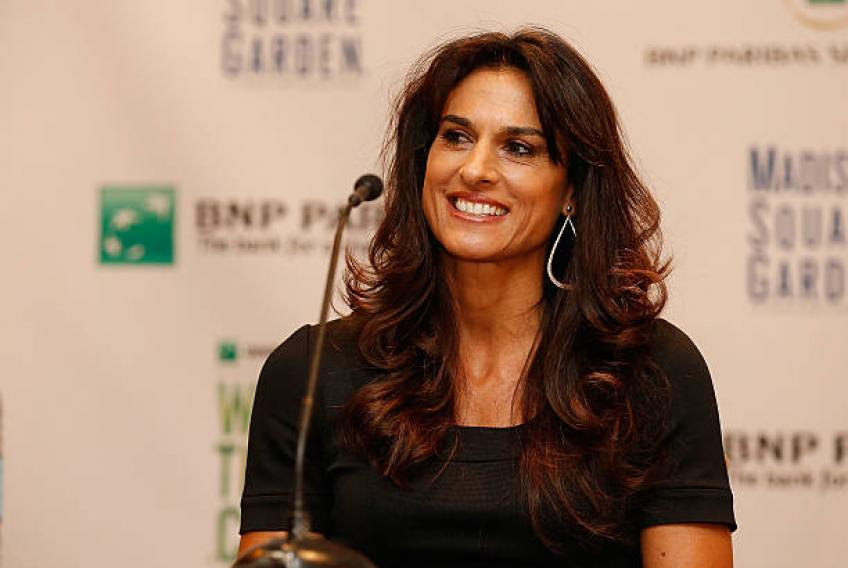 Gabriela Sabatini: 'Del Potro can be the best in the world'