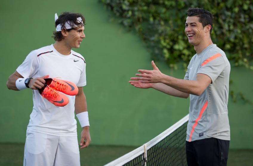 Rafael Nadal still likes football much more than tennis, says uncle Toni
