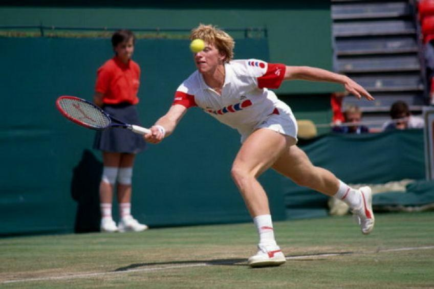 On this day: 17-year-old Boris Becker wins the first ATP title at Queen's