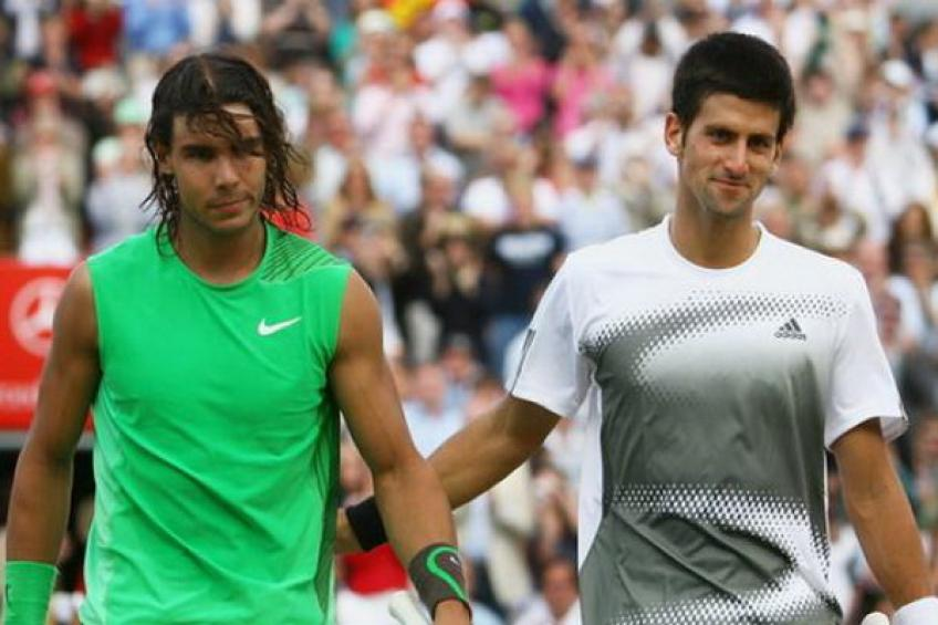 On this day: Rafael Nadal edges Djokovic for the first title on grass at..