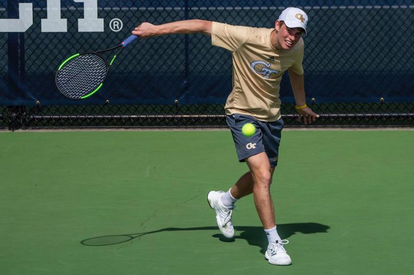 Georgia Tech's Cole Gromley excited about playing at Atlanta Open