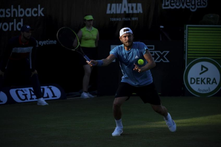 ATP Stuttgart: Raonic, Struff and Pouille advance into quarters