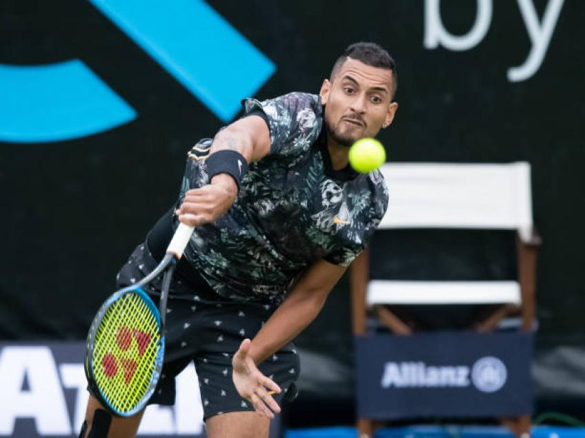 Nick Kyrgios needs to solve his personal issues, says former Major finalist