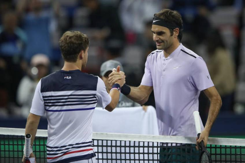 I would like to play with Roger Federer and Andy Murray, says Schwartzman