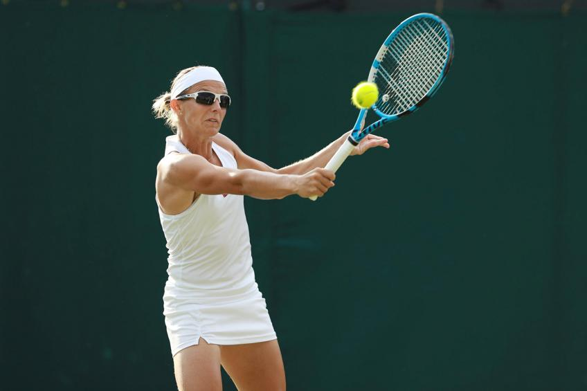 Kirsten Flipkens: I did what I had to do tactically