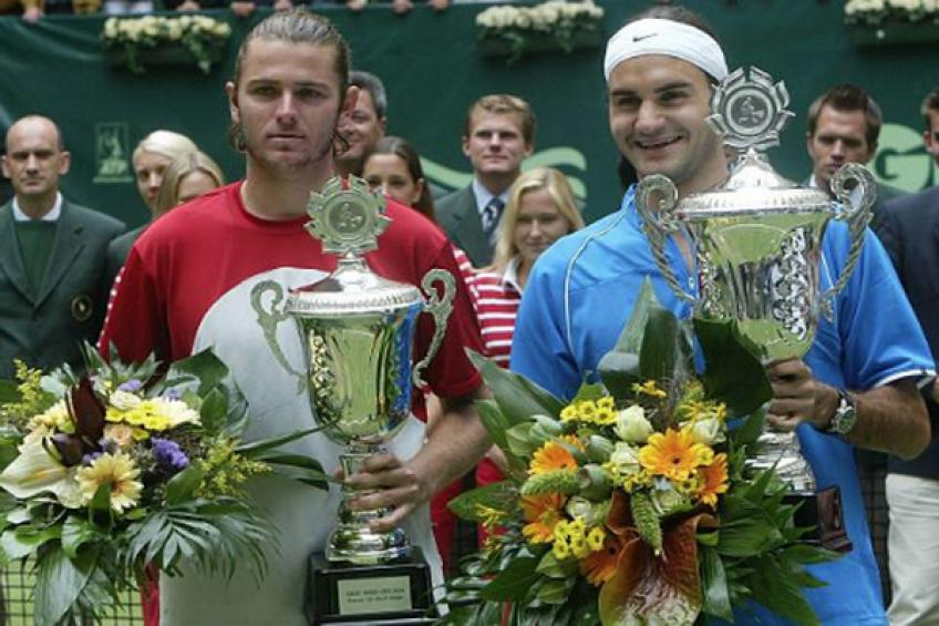 ThrowbackTimes Halle: Roger Federer sprints past Mardy Fish to defend title