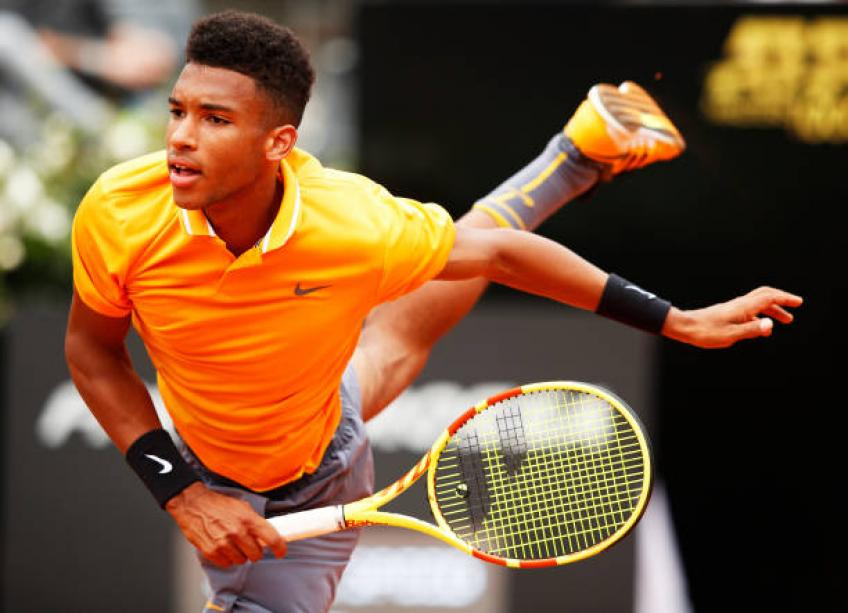 Auger-Aliassime after Stuttgart: I surprised myself every match this week