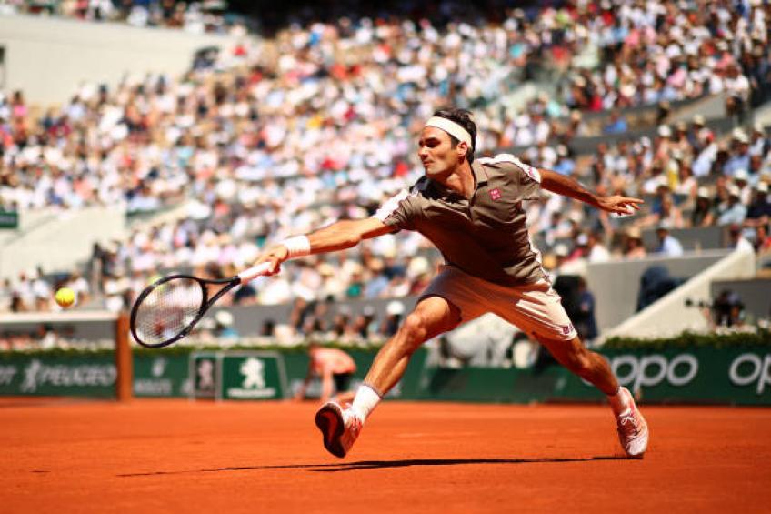 Roger Federer: 'Reaching a Grand Slam final again was really good'