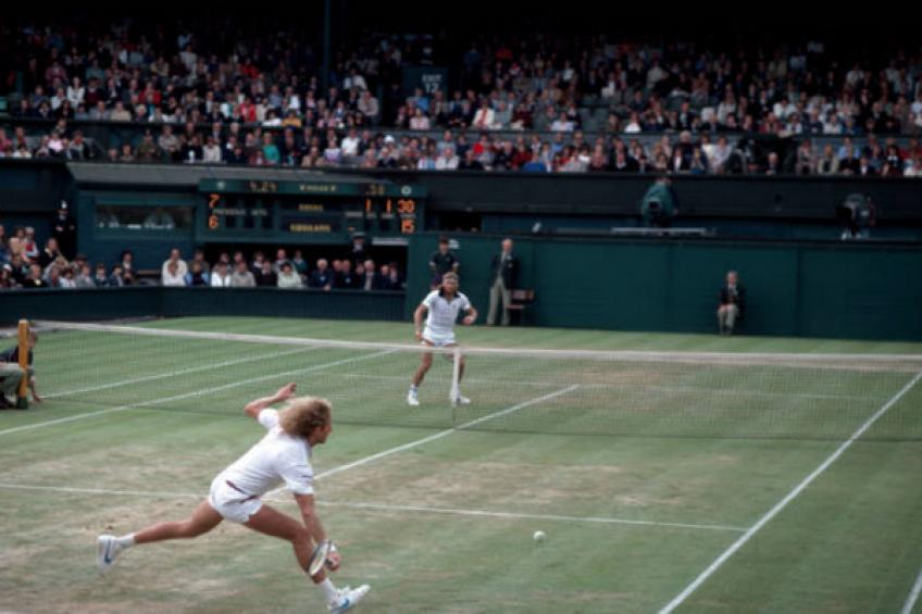 On this day: Bjorn Borg prevails over Vitas Gerulaitis in Wimbledon classic