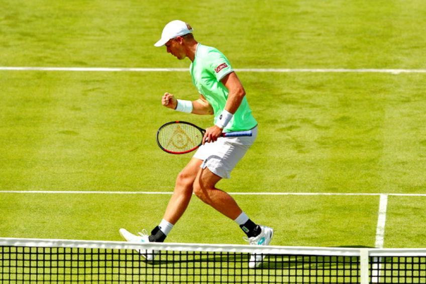 ATP Queen's: Marin Cilic, Kevin Anderson and Medvedev win opening matches