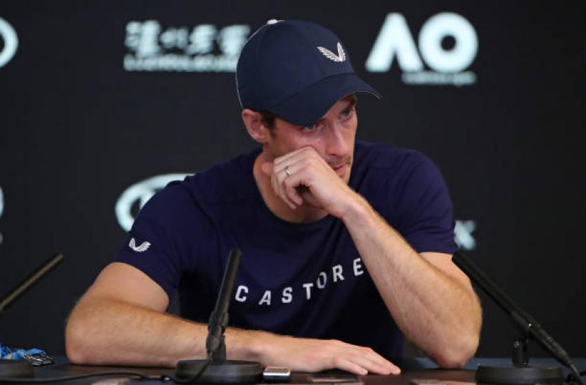Andy Murray's body is recovering, I hope he has a healthy life - Konta