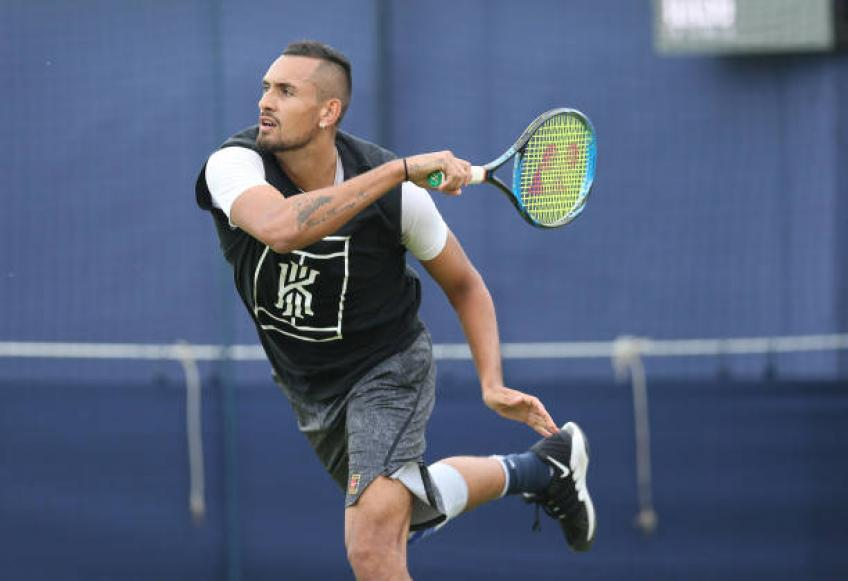 Kyrgios: Barty is the most talented player I have seen in a long time